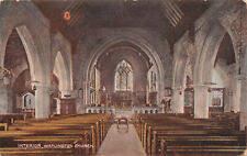 R271674 Interior. Watlington Church. I. J. Cook