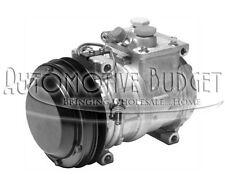 A/C Compressor w/Clutch John Deere - 10PA17C 1GR 136mm 12v - NEW
