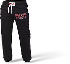Paffen Sport LOGO Athletic Pant schwarz/grau. S-XXL. Baumwolle/Polyester. Boxen