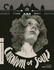 Criterion Collection Carnival of Souls BLURAY
