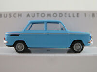 Busch 48413 NSU 1000 TT (1965-1967) in hellblau 1:87/H0 NEU/OVP