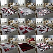 New Modern Thick Living Room Rugs Mats Carpet Hallway Bedroom Cheapest Online UK