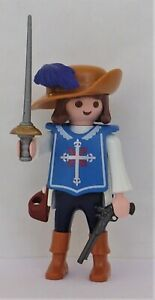 Playmobil  Mystery Series 16 Boys   Musketeer    #70159  Mint Condition