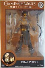 """KHAL DROGO Game of Thrones Legacy Collection 5"""" Action Figure #10 Funko 2014"""