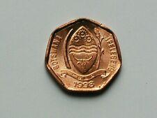 BOTSWANA   1998  5 THEBE  KM26 UNCIRCULATED