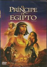 El Principe De Egipto - The Prince Of Egypt DVD NEW