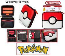 Housse universel Nintendo DSI   DS/2DS/3DS/XL Pokéball Edition OFFICIEL NEUF
