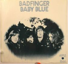 Badfinger  Apple 1844  Baby Blue b/w Flying  With Picture Sleeve Clean Copy