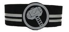 Wristband - Marvel - Thor Hammer PVC Bracelet New Toys rwb-mvl-0011
