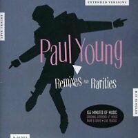 Paul Young - Remixes And Rarities [CD]