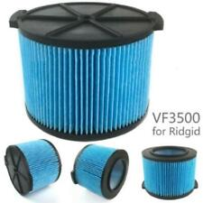 VF3500 Filter WashableReplacement For Ridgid 3-4.5 Gallon Wet Dry Vacuum Cleaner