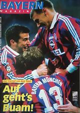 Programm 1996/97 FC Bayern München - Fortuna Düsseldorf