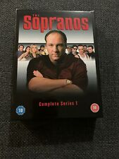 The Sopranos - Series 1 - Complete (DVD, 2003, 4-Disc Set)