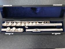 Professionally Serviced Buffet Crampon 226E Flute **Solid Silver Head**