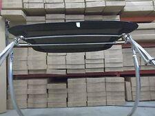 60W x 65L flat top Boat Bimini sun shade bikini canopy top mounts on tower LOOK!