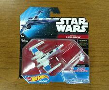 Star Wars Hot Wheels TFA Resistance X-Wing Die Cast