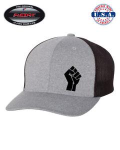Autism Puzzle Awareness Piece  Trucker Cap FLEXFIT HAT