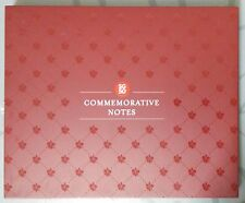 2015 SINGAPORE SG50 Commemorative Notes Box and Banknote Holder Folder