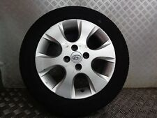 2012 HYUNDAI i20 4 STUD 15'' ALLOY WHEEL & TYRE 185/60R15 ( SEE PICTURES )
