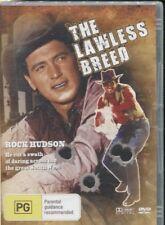 THE LAWLESS BREED -   Rock Hudson, Julie Adams, Mary Castle-  DVD