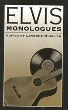 Elvis Monologues-ExLibrary