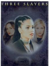 Buffy TVS Memories Three Slayers Chase Card BL2