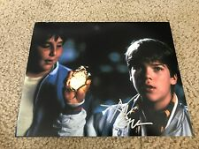 Andre Gower Autographed 8x10 Photo The Monster Squad Movie