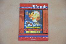DVD STROMBOLI - édition cinéma du Monde / Ingrid Bergmen / Roberto Rossellini
