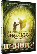 The Magical Legend of the Leprechauns DVD R1 Whoopi Goldberg