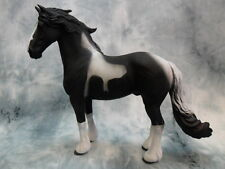 CollectA NIP * Barock Stallion * #88438 Gypsy Cob Friesian Replica Model Horse