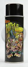 Lil' Daddy Roth Rattle Bomb Base - Solid Black - 12oz Aerosol