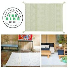 Lorena Canals Hand-crafted Washable Rug Rectangular natural cotton Child safety