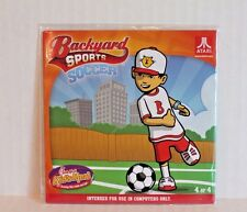 Chick-fil-A Kids Meal Promo Computer Game Atari Backyard Sports Soccer 2012 NEW