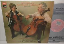 ASD 3015 Boccherini Cello Concerto Handel Sonata Paganini ECO Paul Tortelier