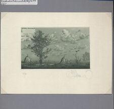 EX19304 EX Libris KONSTANTIN J KALINOVICH landscape signed c3