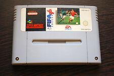 Jeu FIFA 96 pour Super Nintendo SNES version PAL