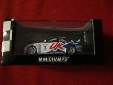 MINICHAMPS® 400 052401 1:43 BMW 320i BMW Team UK WTCC 2005 Champion: A.Priaulx