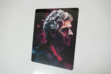 DR DOCTOR WHO - GLOSSY Bluray Steelbook Magnet Cover (NOT LENTICULAR)