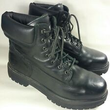 Timberland PRO 26038 Black Work Safety Steel Toe Warm Boots Insulated Men's 10 M