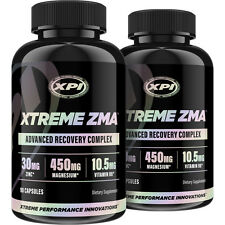 Xtreme ZMA (90 Caps) 2 Pack - Muscle Recovery - Post Workout Supplement