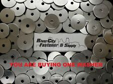 (1) Extra thick Heavy Duty Stainless Fender Washers 1/2