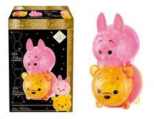 Hanayama 41 Piece Crystal Gallery Tsum Tsum Winnie the Pooh & Piglet