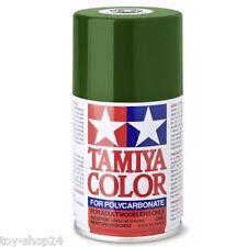 Tamiya # 300086022 PS-22 100 ml Britannique Course Vert En polycarbonate