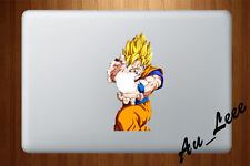 Macbook Air Pro Skin Sticker Decal - Dragon Ball Z Goku Super Saiyan 3 #CMAC043