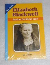 Elizabeth Blackwell 1st Woman Doctor 2 Book Set Social Studies Teri Tilwick