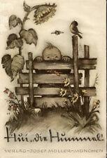 Hummel-hui, la Hummel! immagini Berta Hummel con accompagnamento poesie EA 1939