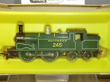 "TRI-ANG HORNBY MODEL No.R.103 SR 0-4-4T CLASS M7 TANK LOCO ""DARK OLIVE VERSION"""