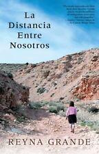 La distancia entre nosotros Atria Espanol Spanish Edition