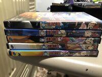 Princess Nine Vol. 2-6 (No Vol. 1) Used Anime DVDs ADV Films