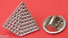 Pyramid of Giza Lapel Tie Pin Badge Egypt Egyptian Khufu Cheops Brooch Souvenir